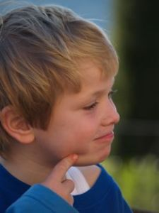 Jack, aged 3