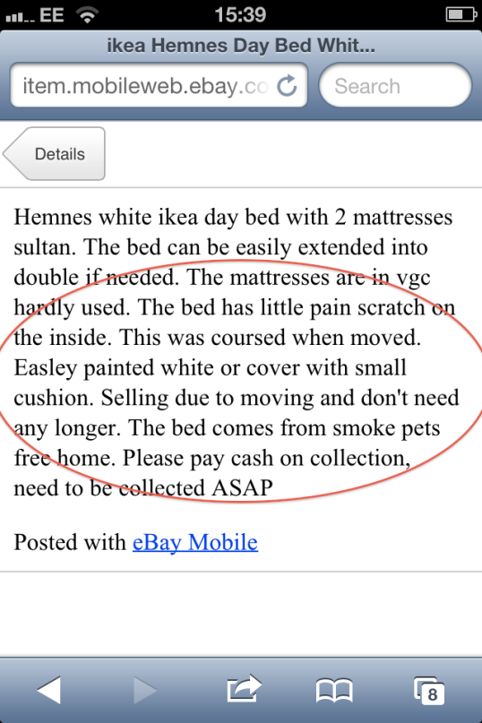 ebay ad