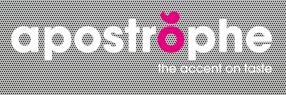 Apostrophe strapline