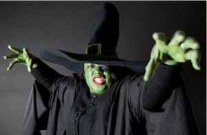 Malorie Blackman as The Wicked Witch of the West